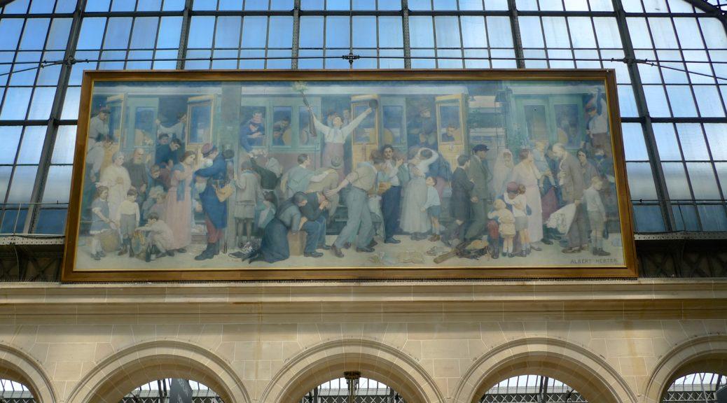 Gare de l'Est, Paris